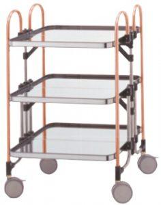"""copper pipe folding wagon """"FCuA-3-R"""""""