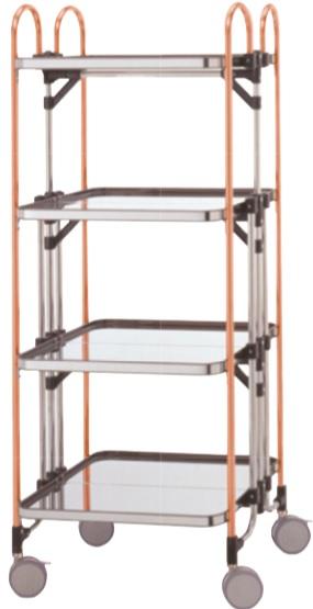 copper pipe folding wagon