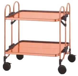 copper folding wagon