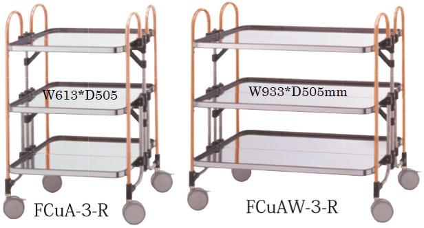 FCuAM-3-R variations