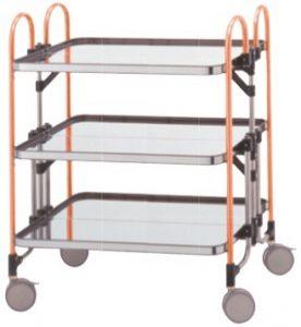 """copper pipe folding wagon """"FCuAM-3-R"""""""