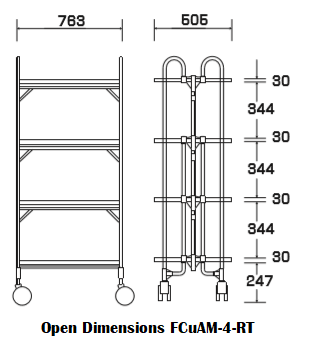 "Open Dimensions ""FCuAM-4-RT"