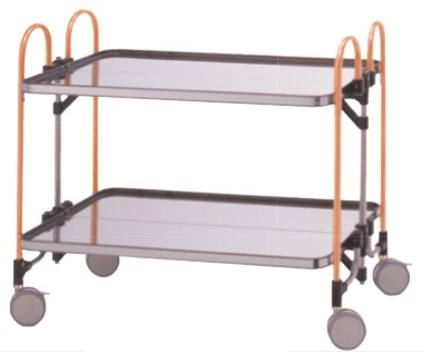 "copper pipe folding wagon ""FCuAW-2-R"""