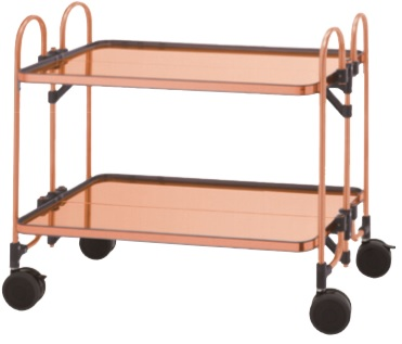 copper-based folding wagon