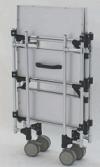 aluminium folding wagon model 10 kg