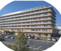 The Osaka hospital uses our tray/ cabinet wagons.