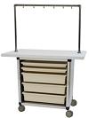 Tray/ Cabinet wagon